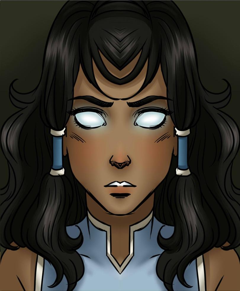 Рисунки аватара коры