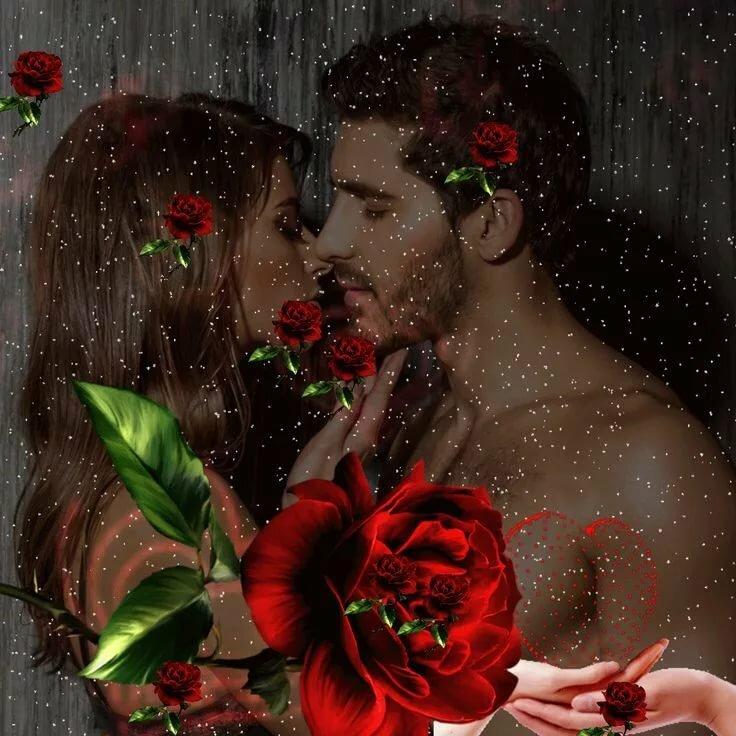 Красивые гифы про любовь, картинки