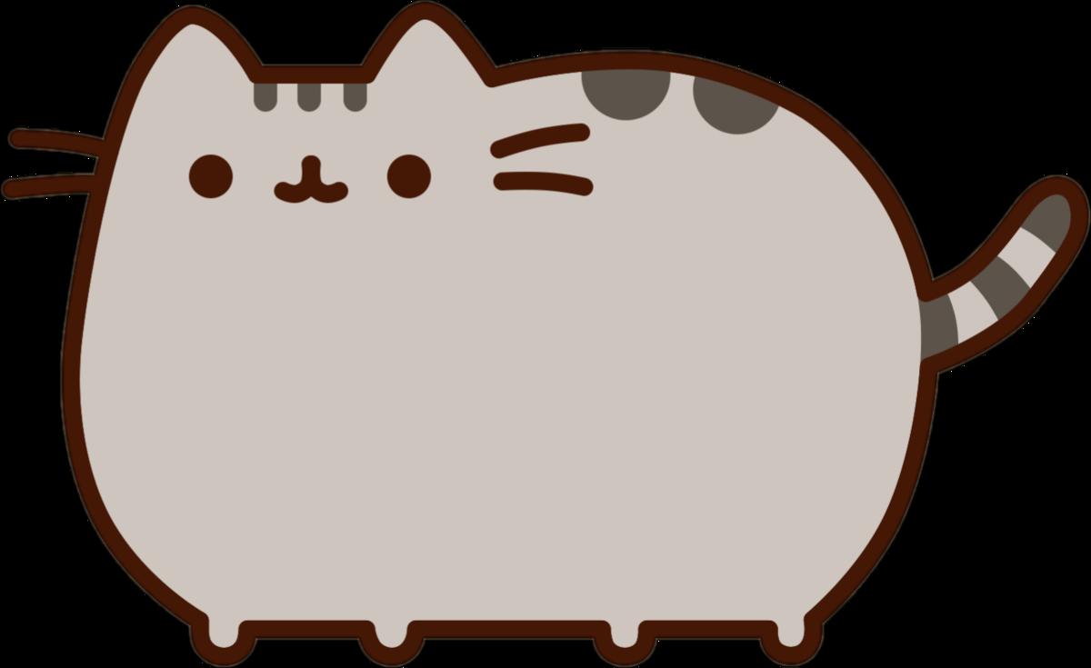 картинки котика пушина распечатать выглядел