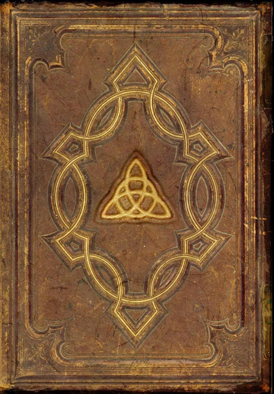 Книга заклинаний картинки