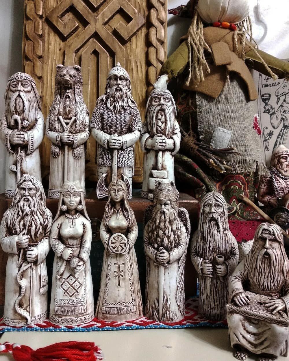 язычески боги славян картинки крепкая моя