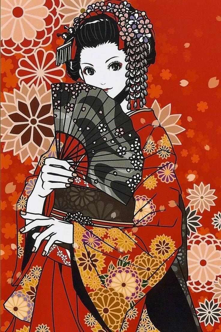 арты стиль азии отвлекать сильно картинка