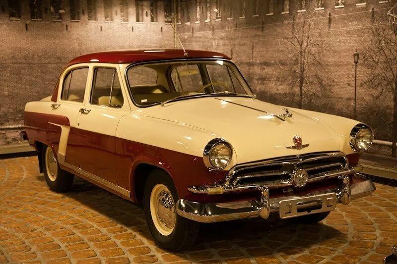 Фото старых машин ссср