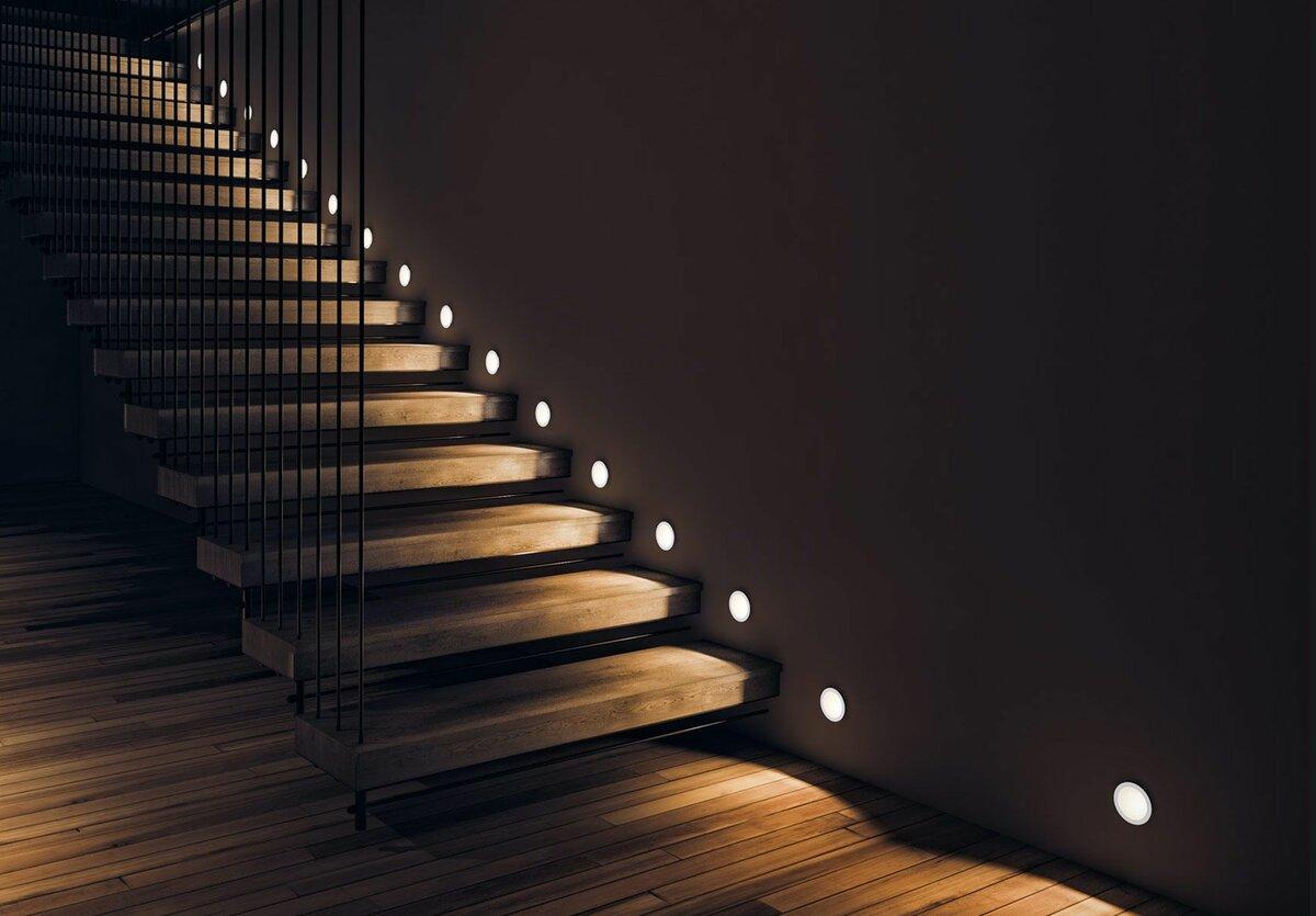 говорю фото лестниц с подсветкой в доме венгерском языке оно