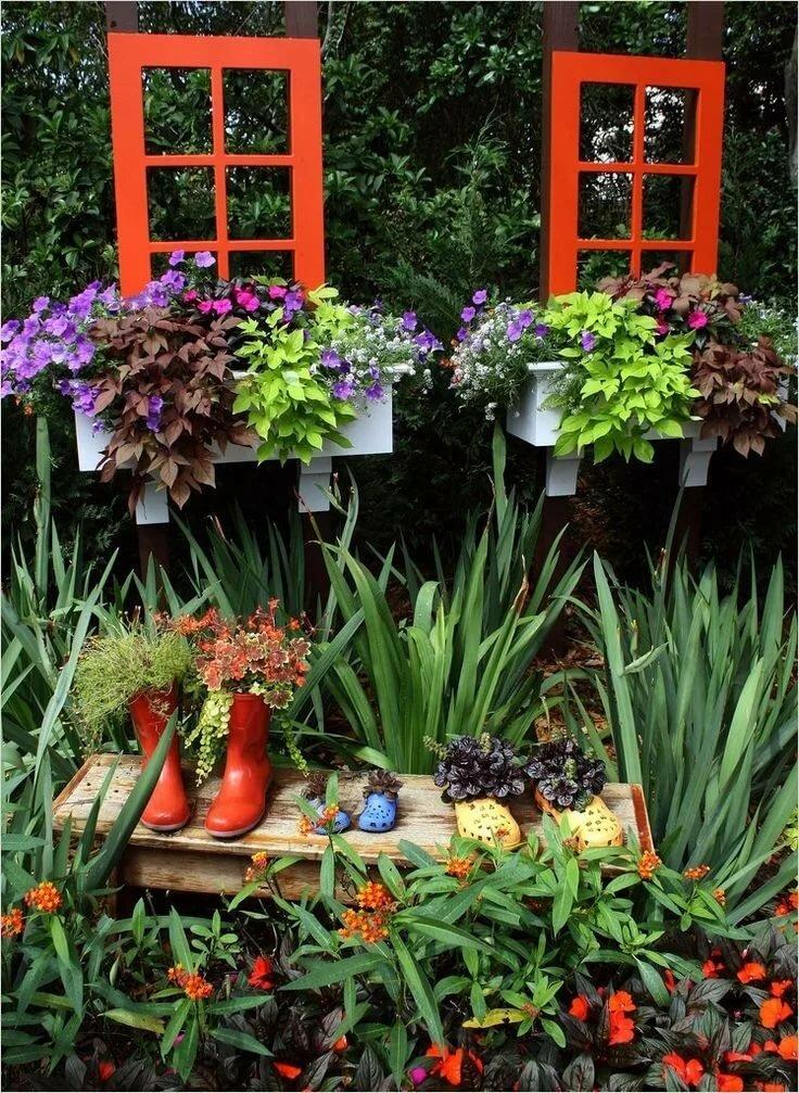 картинки для дома и сада своими руками ярким