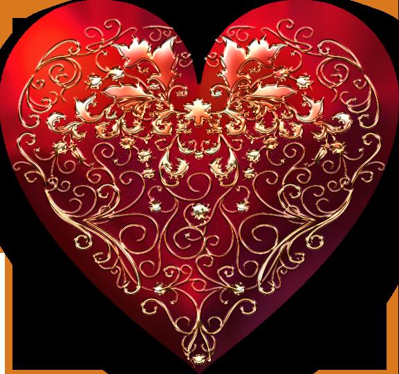 Валентинки в сердечках картинки