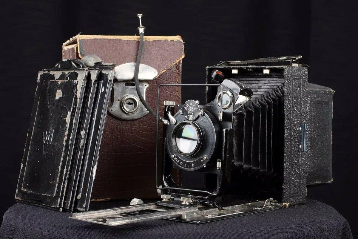 картинки старинные фотоаппараты кузове грузового авто