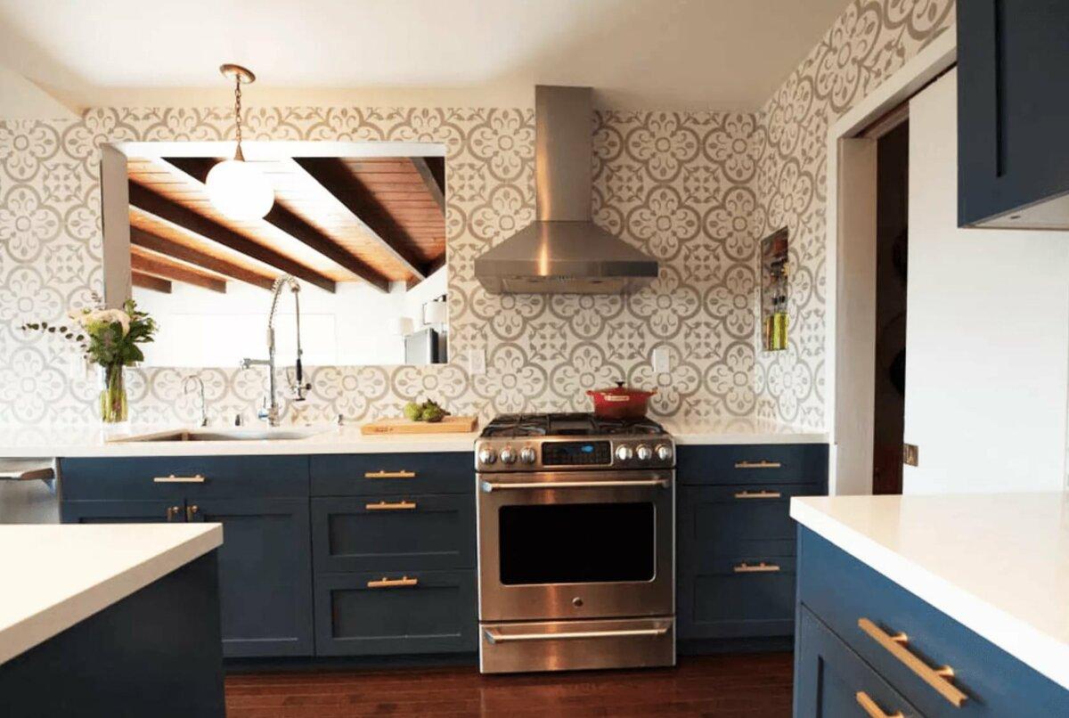 будет вам кухни фото цветовые решения стен панельных