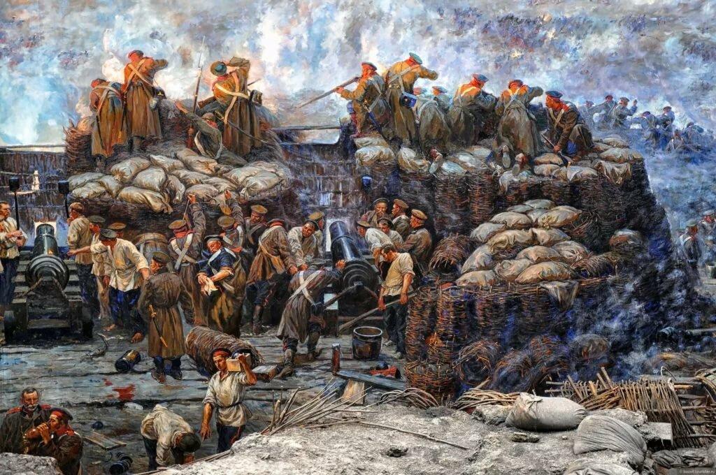 На крымской войне картинки