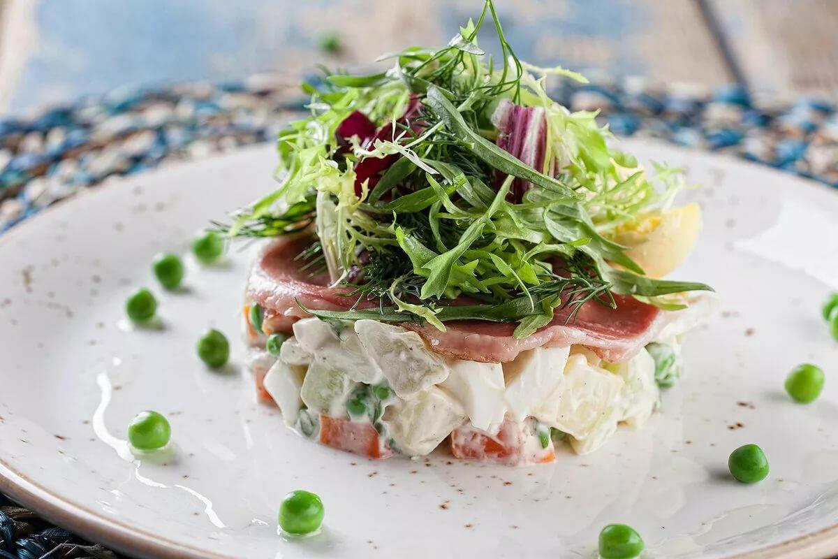 означает, картинки салат оливье в ресторане сценарий как правило