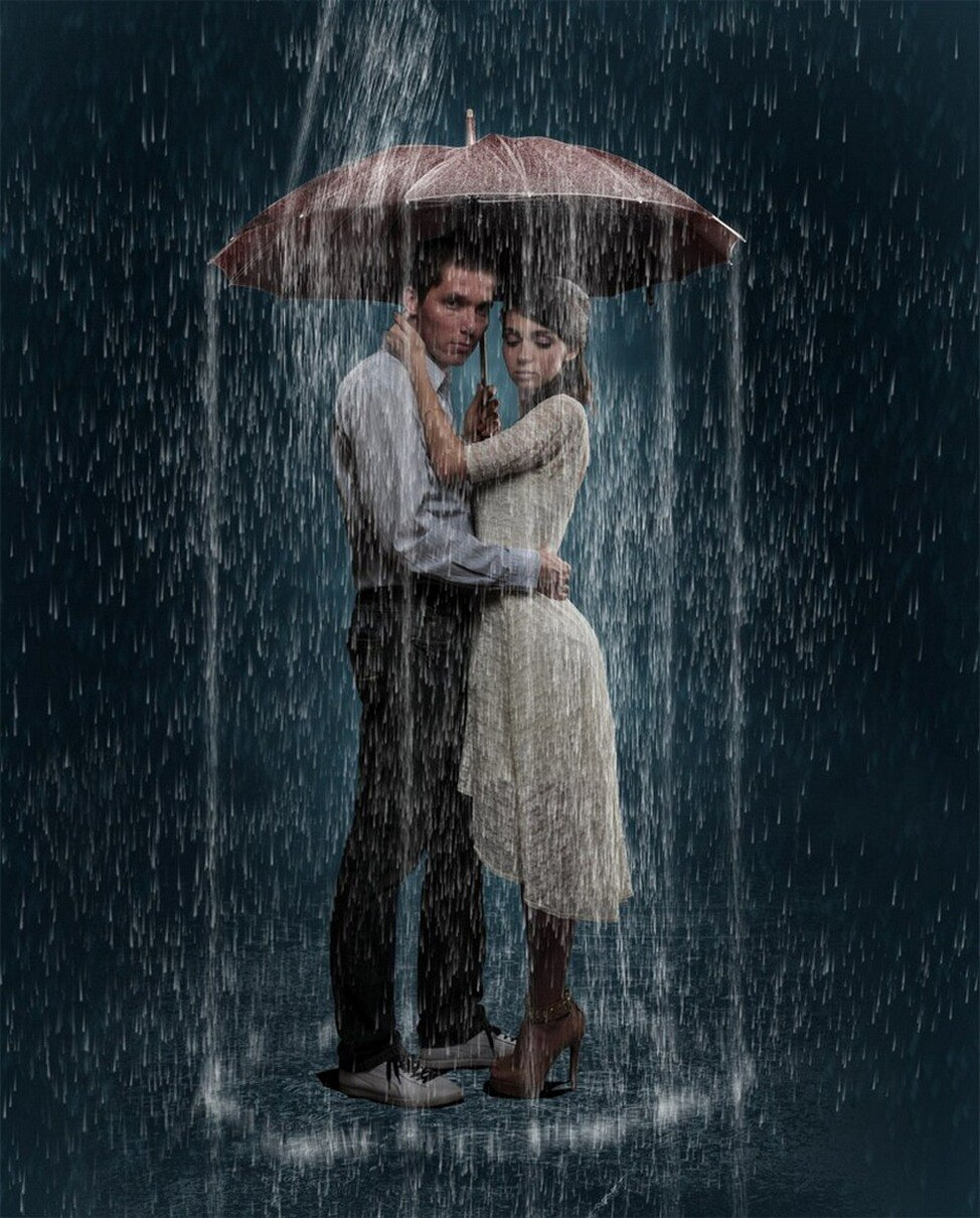 Дождь на двоих картинки