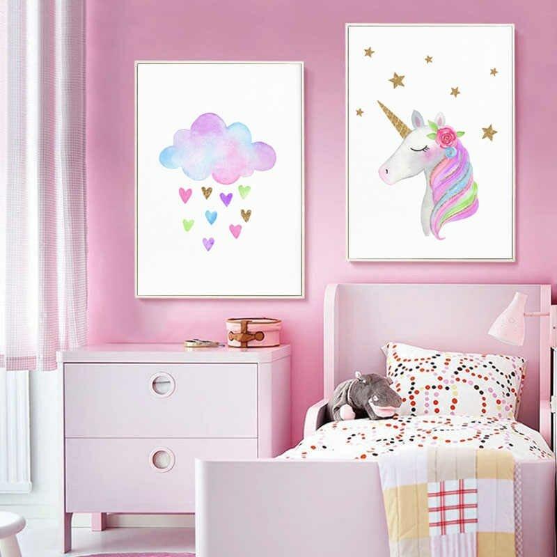 Картинки плакатов для девочки