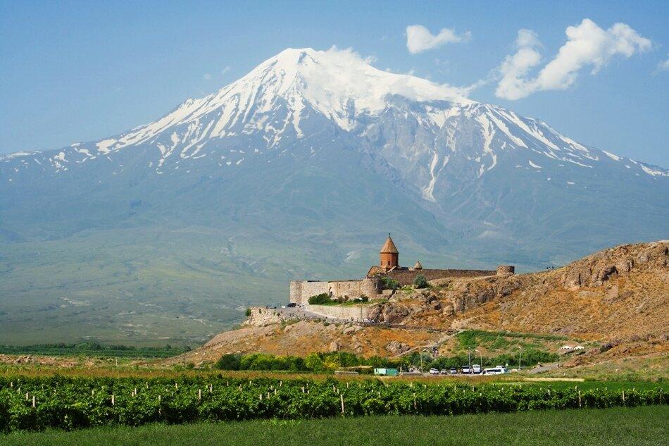 Армения картинки арарат
