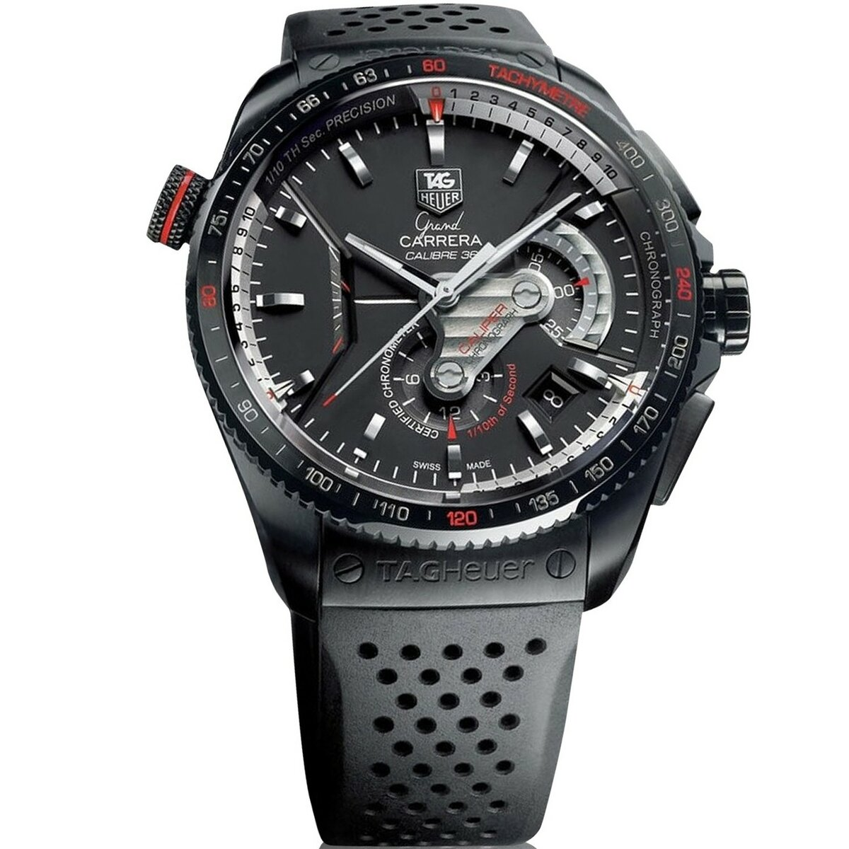 Часы Tag Heuer Carrera Calibre 36 в Батайске