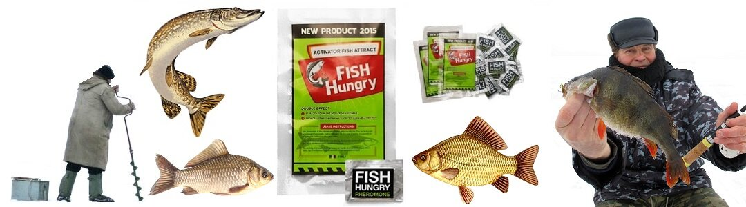 Зимний активатор клёва Fish Hungry в Костанае