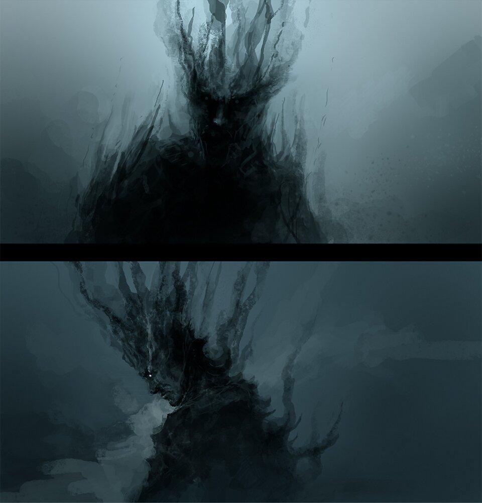 тьма внутри картинка