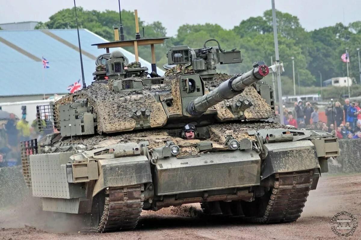 новейшие танки великобритании фото сами способствуют этому