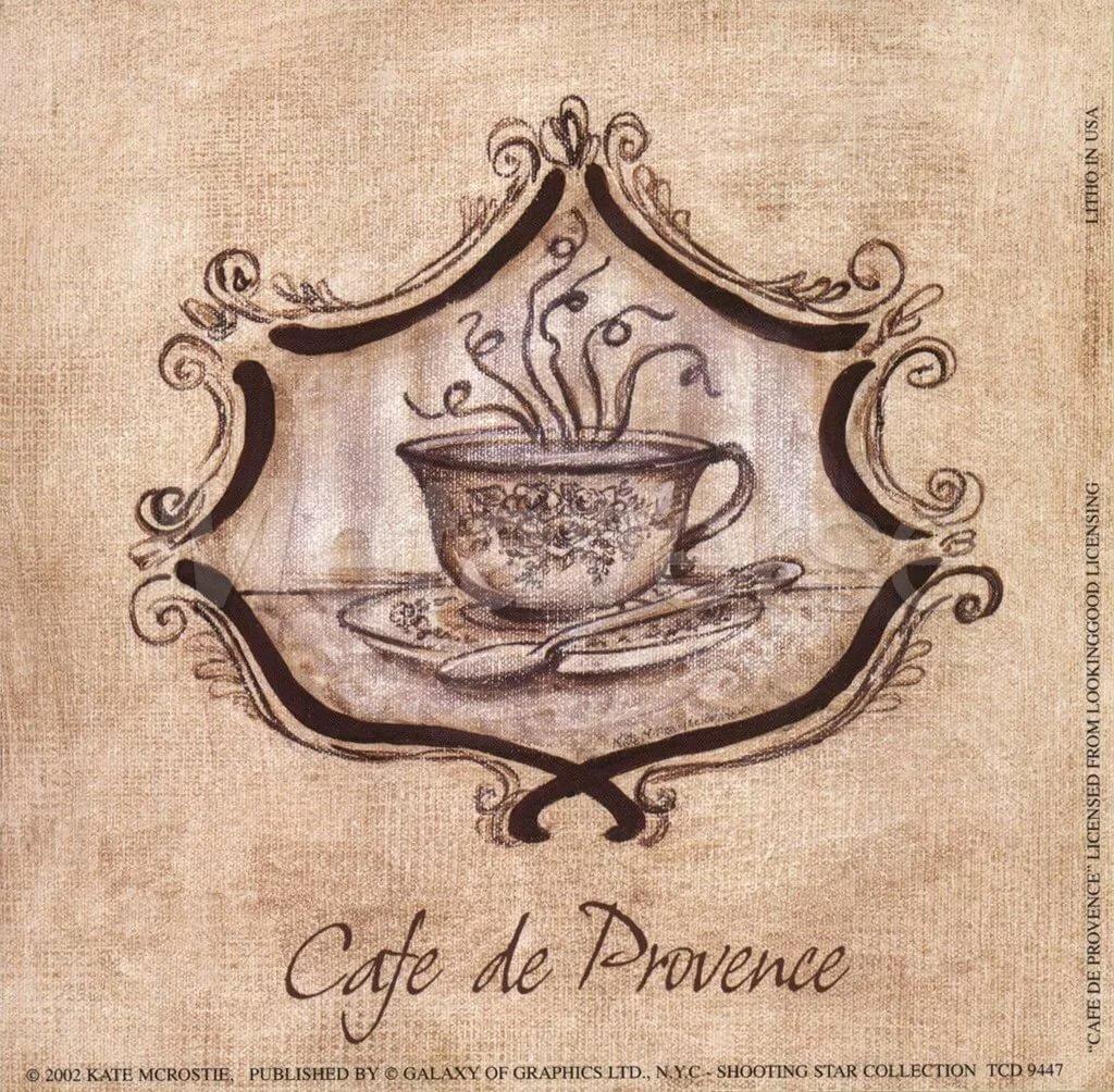 Картинки для декупажа с надписью чай