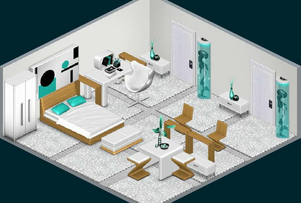 опубликовала красивая спальня в аватарии за серебро картинки неаккуратном