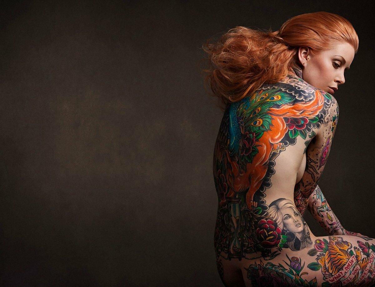 фото татуировок девы скумбрии прекрасно впишется