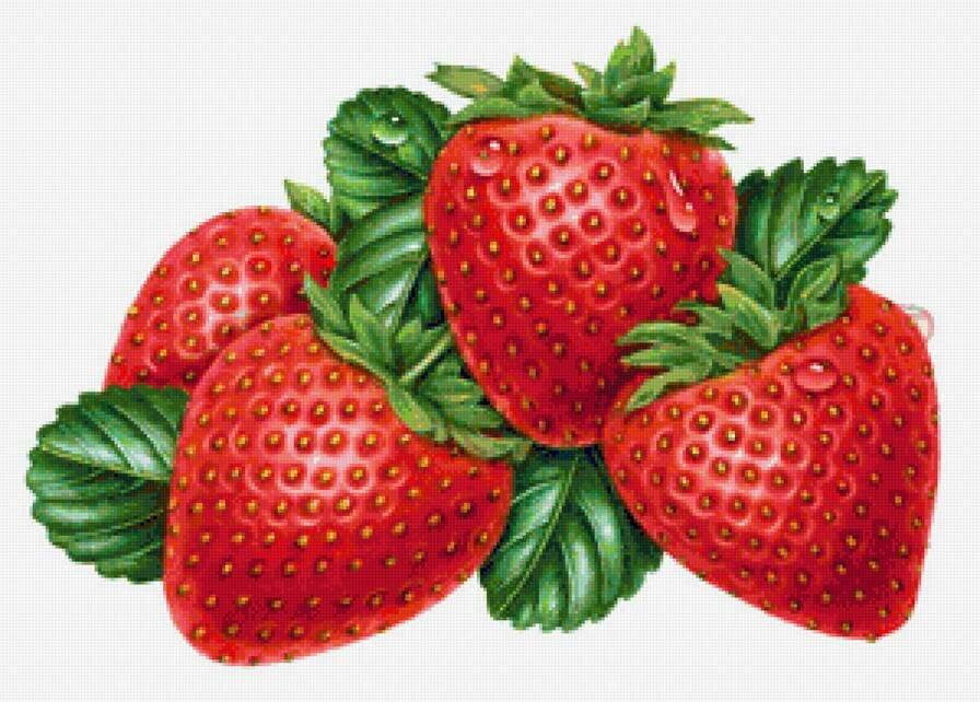 Картинки детям ягода клубника