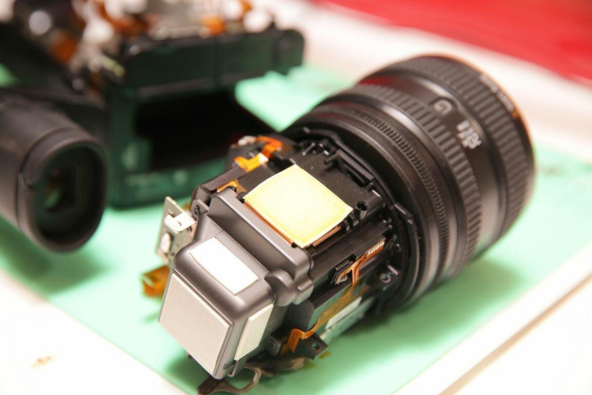 ремонт фотоаппаратов центральный вот