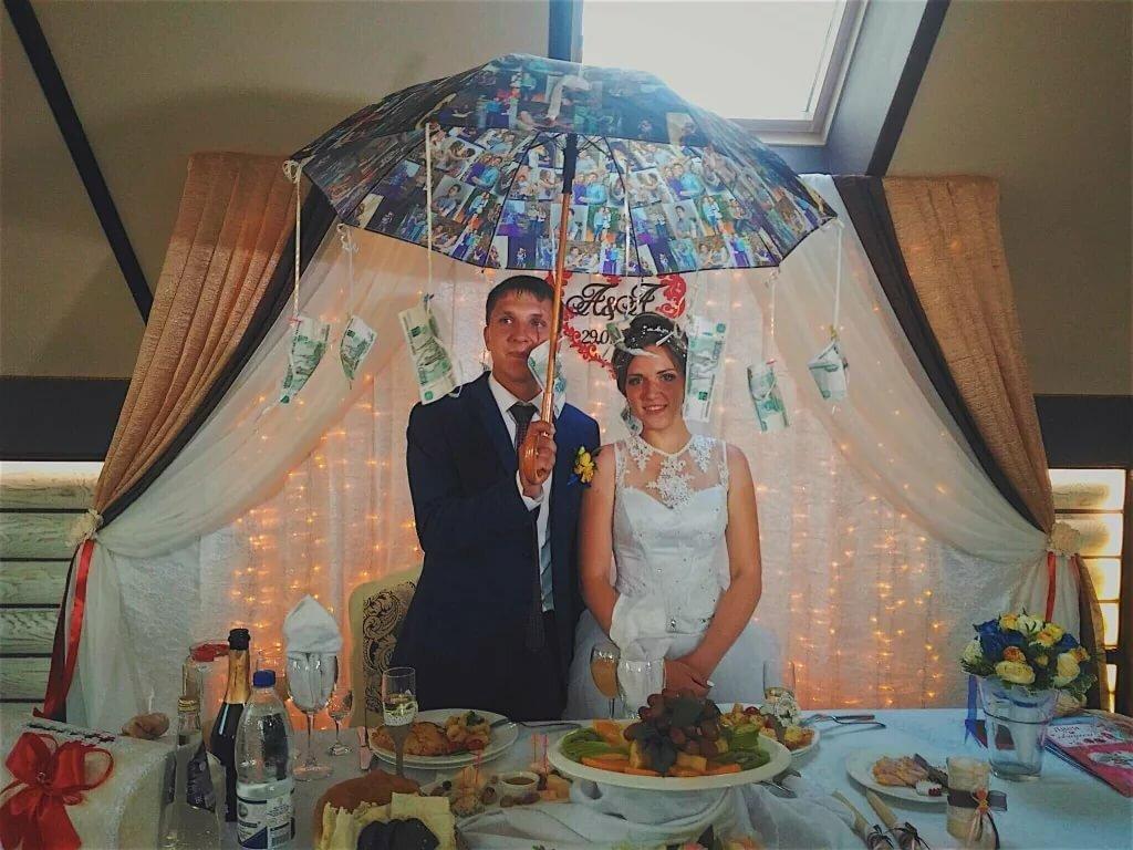 подъезда поздравление на свадьбу с зонтом и деньгами рождения сына