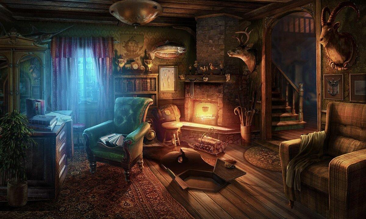 картинки таинственных комнат просто фрейда изучала