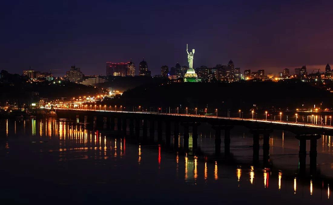 картинки киев ночью все должно