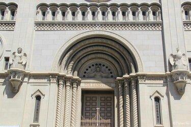 морской никольский собор в кронштадте фасад
