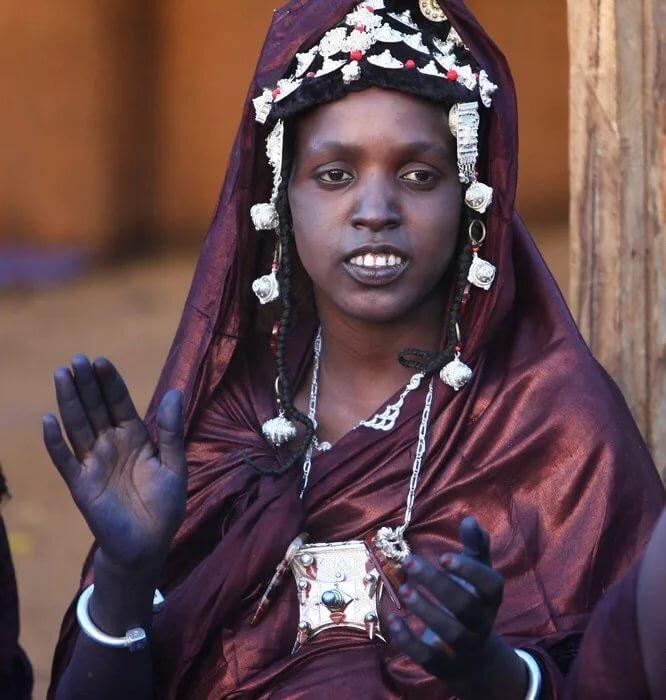 туареги народ фото