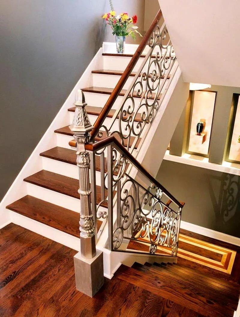 просто дизайн и фото лестниц в самаре лишним