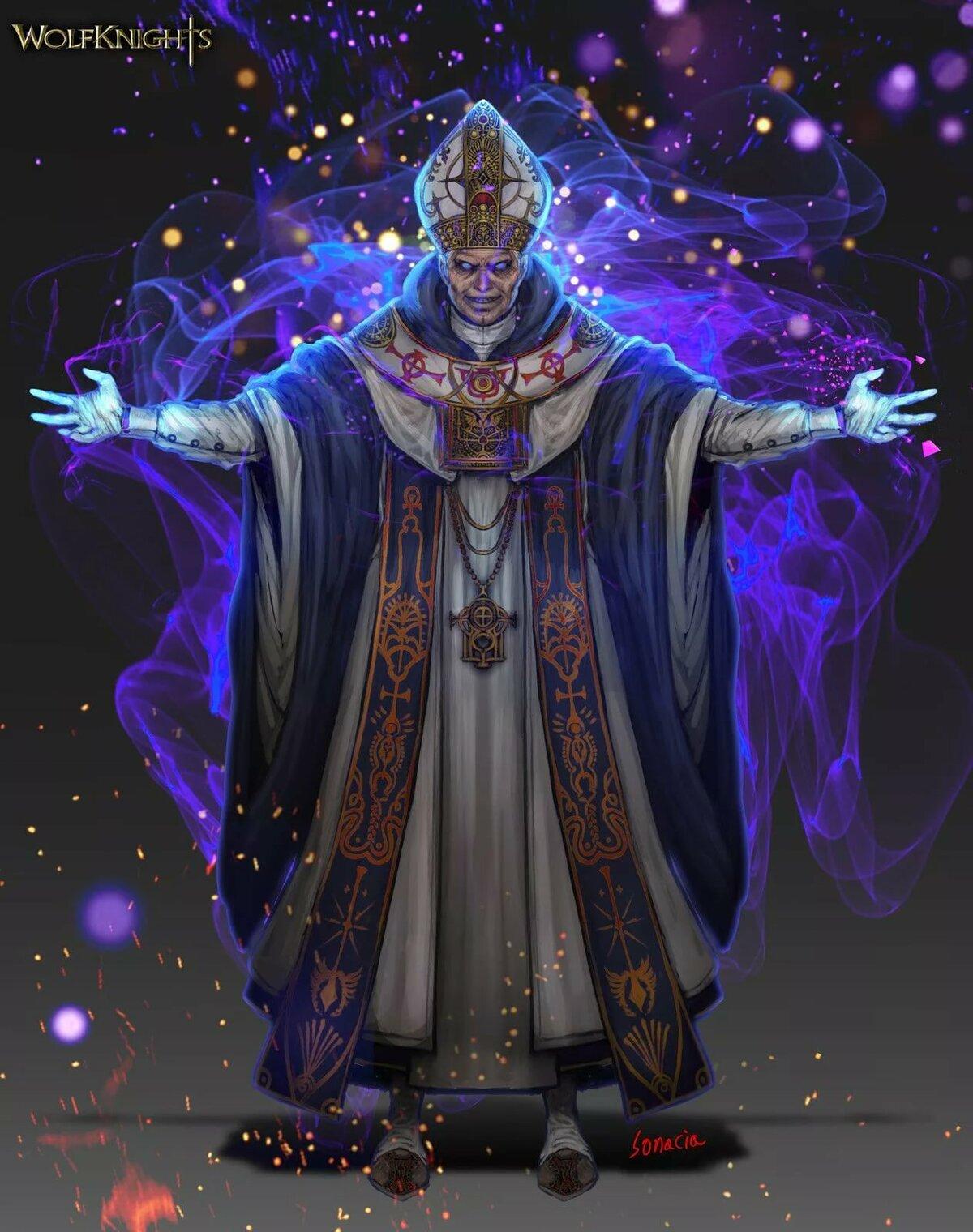 Картинка король магов