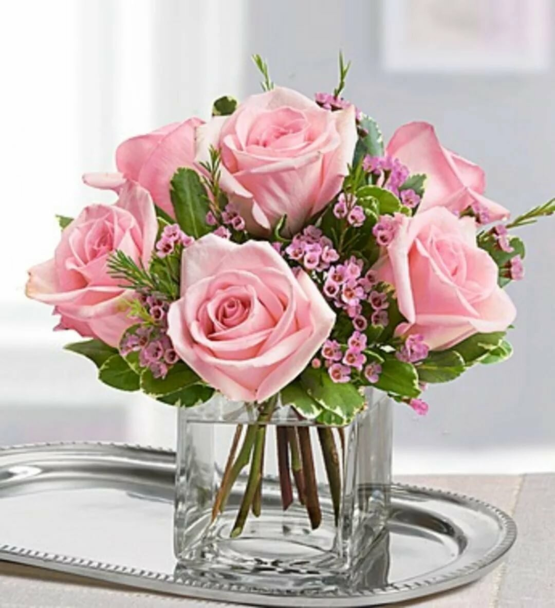 Картинки фото цветы в вазе