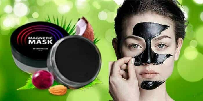 Magnetic Mask - от прыщей и черных точек в Туле