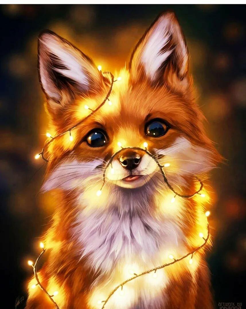 Рисунок аватарки животного