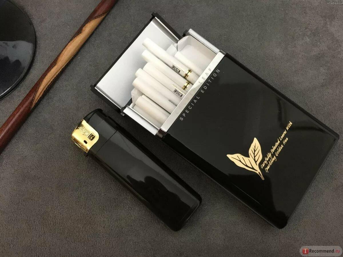 фото популярных сигарет