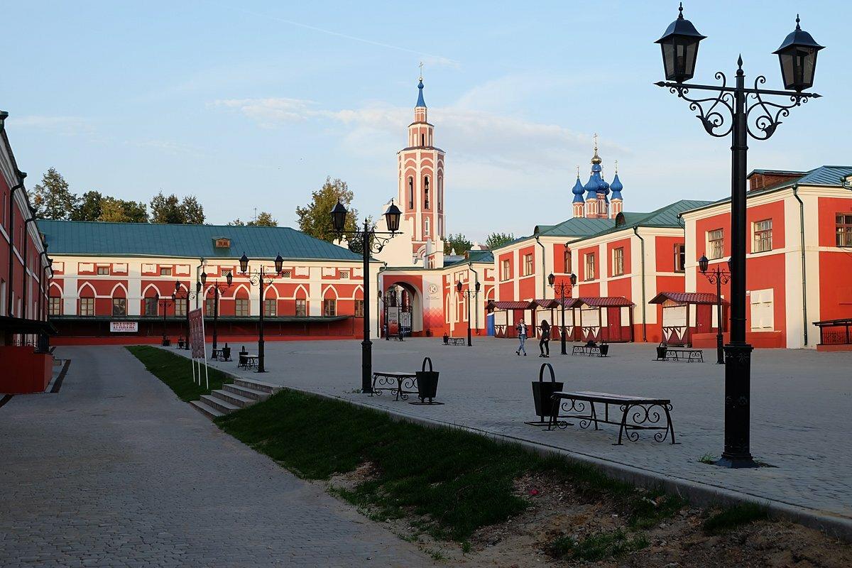 Город калуга россия достопримечательности