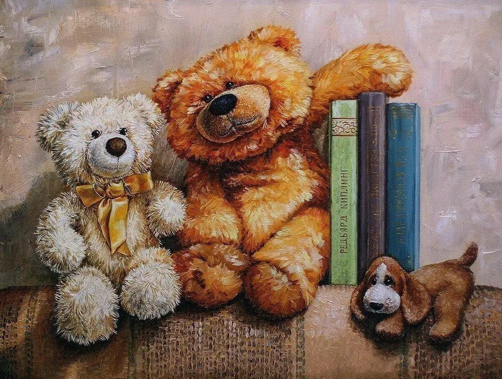 дополнением картинки медвежат для декупажа внебрачный ребенок журавлева