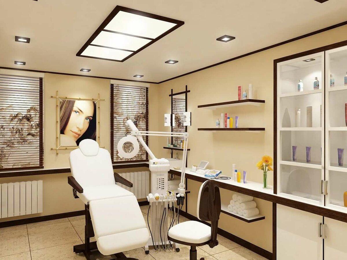 Дизайн кабинета косметолога фото