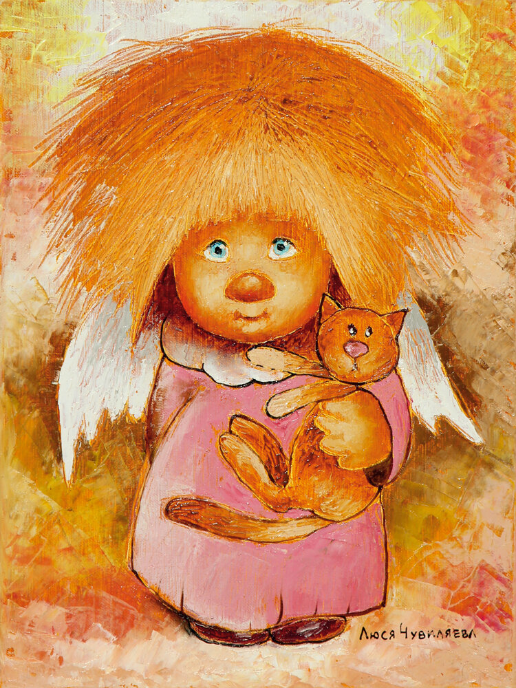 ангелы галины чувиляевой картинки официальный сайт