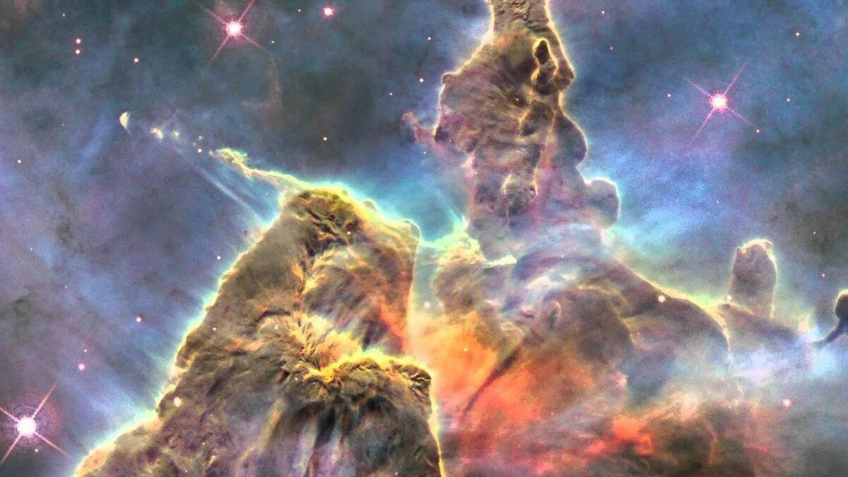 картинки столпы творения один вариант сочетания