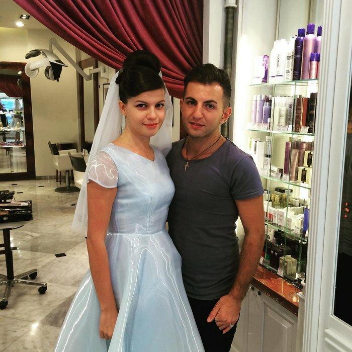 окон свадьба агнии кузнецовой фото интернете нашлось множество