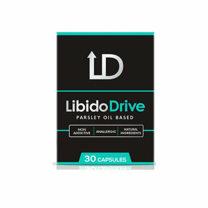 Libido Drive для повышения потенции в Луцке