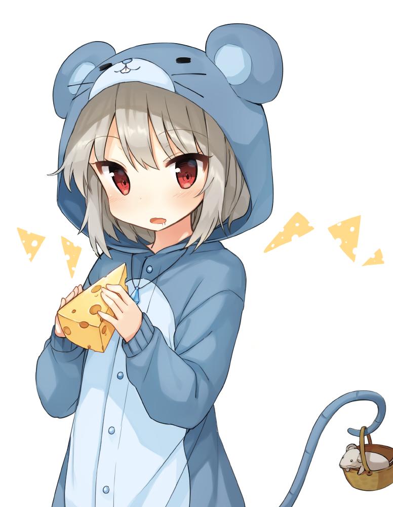 Картинки аниме мышь