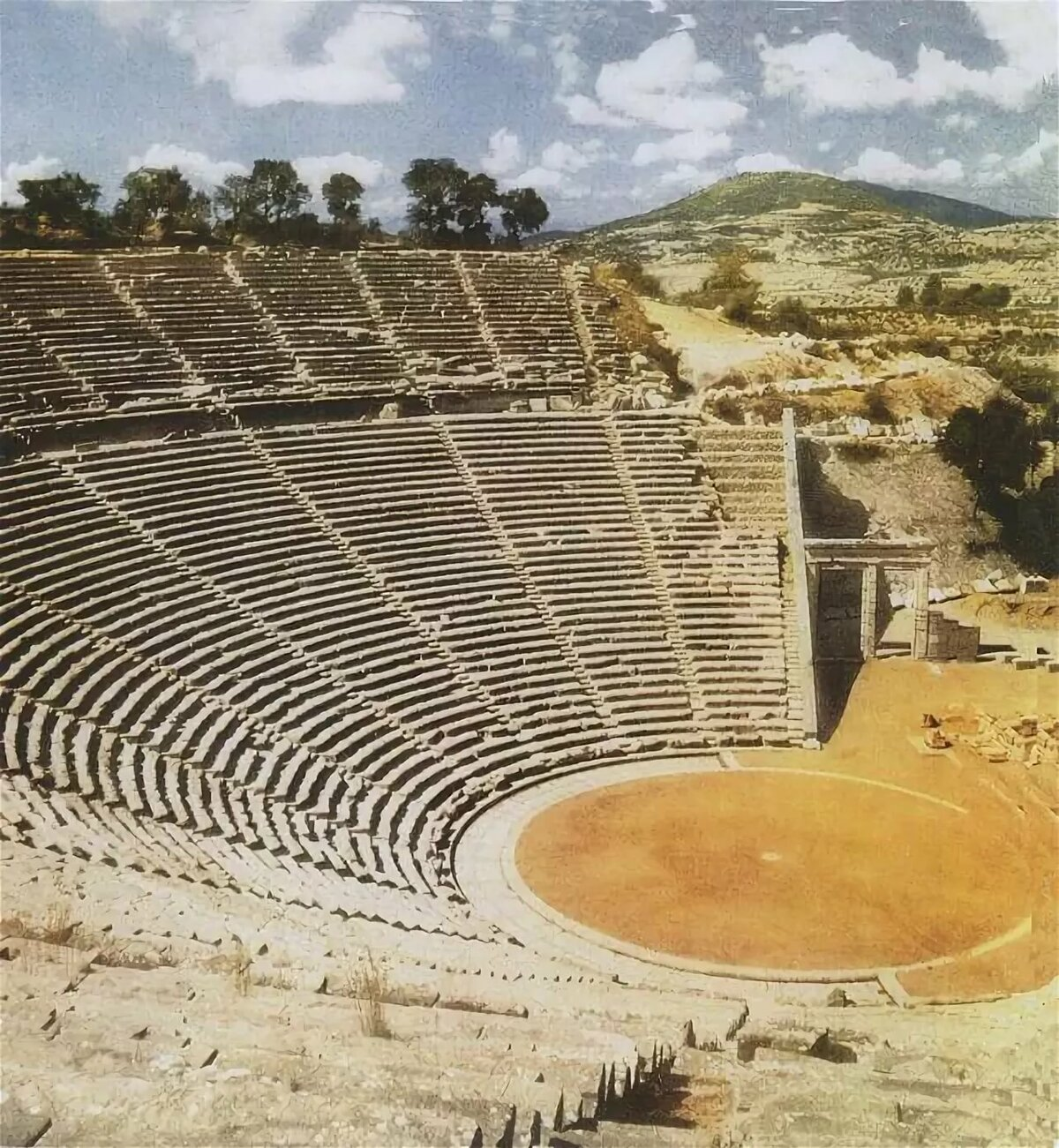 картинки по античному театру движущуюся