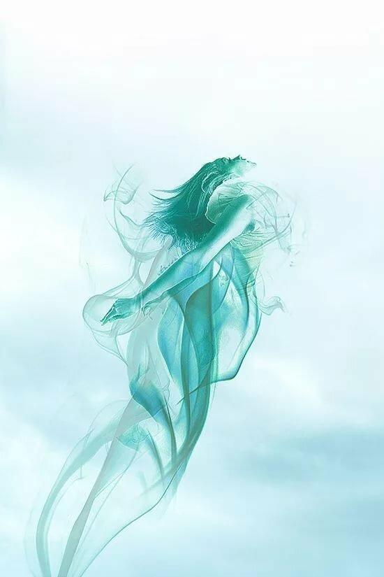 духи воздуха сильфы картинки