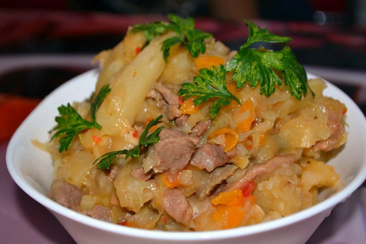 картошка тушеная в мультиварке рецепты с фото как олду