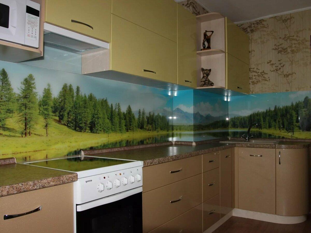 Фотопечать для кухонного фартука картинки