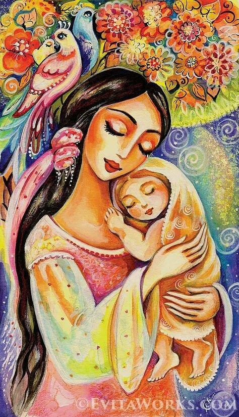 Поздравления, картинки материнство 4 класс